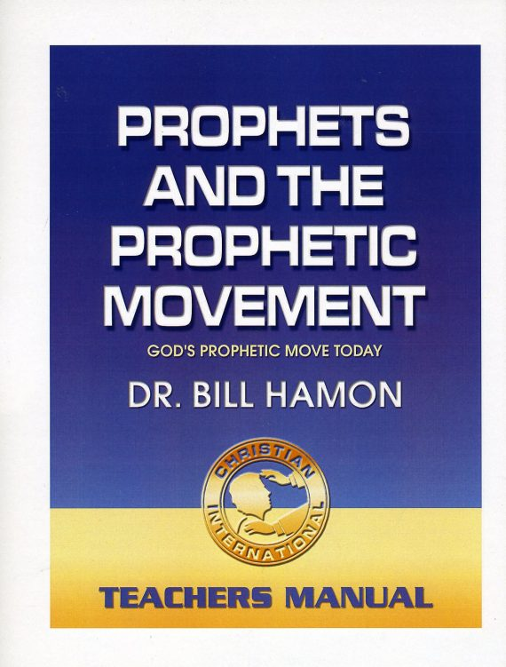 Prophets and the prophetic movement Teachers manual001