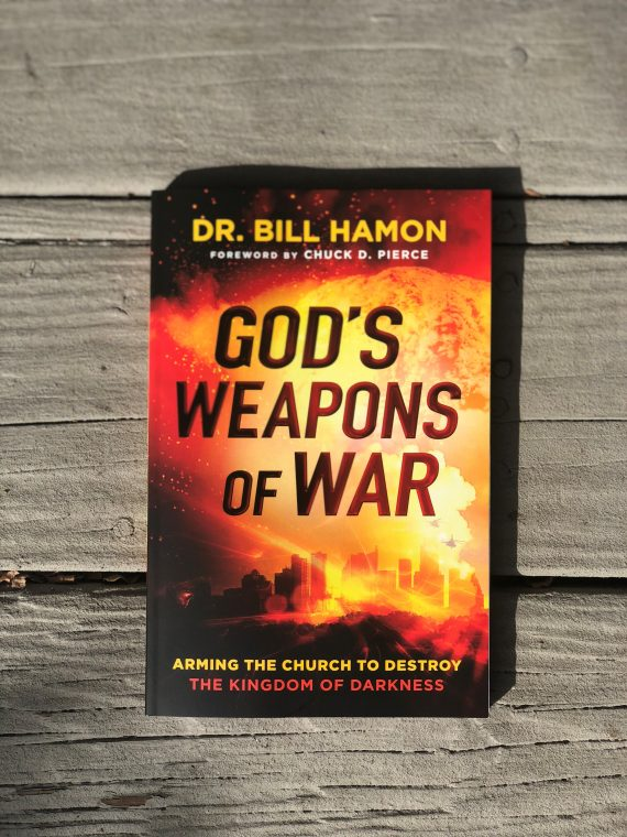 God's Weapons of War front